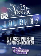 Violetta - The Journey DVD Bia0437402 Walt Disney