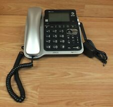 Genuine AT&T (CL84102) HD Audio Digital Answering System Desktop Telephone