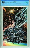 Thor #6 Comics Elite Kyle Hotz Virgin Exclusive - CBCS 9.8!