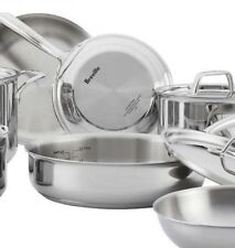 Breville ThermalPro Clad Stainless Steel 11-pc Cookware Set, NIB SHIP FROM STORE