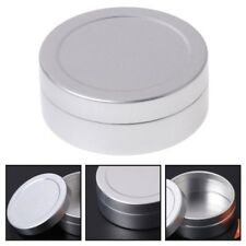 25ml Aluminum Tin Can Mighty Gadget Crafts Cosmetic Candle Storage Container