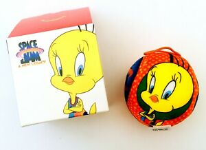 McDonald's Happy Meal Space Jam 2021 A New Legacy Tweety plush basketball