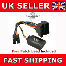 Connects2 Ctsbm004.2 Stalk Steering Control Adaptor to Fit BMW 3 Series E46