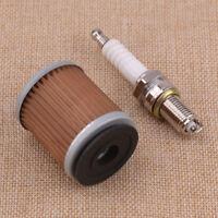 Oil Filter Kodiak 400 YFM400 YFM 94-99 4x4 D8EA Yamaha Tune up kit Spark Plug