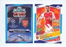 Match Attax 2016/17 Champions League aus Liste 20 Basis + Sonderkarten aussuchen