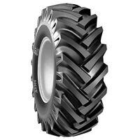 2 New BKT AS 504 I-3 All Terrain Traction Farm Tires 5.00-15 5.00 15 6PR LRC TT