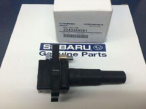 Genuine OEM Subaru Ignition Coil 2002 2003 Impreza WRX 2.0L EJ205 Turbo NEW OE