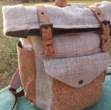 handmade backpack for men