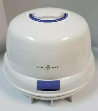 GOLD N HOT BONNET HOOD HAIR DRYER 1200 Watt Professional Hard Case Portable