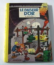 SPIROU ET FANTASIO . 20 . FOURNIER , FRANQUIN . BD EO (Dos Rond) 1970