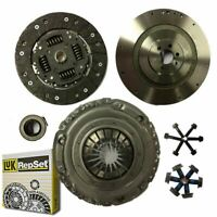 FLYWHEEL AND LUK CLUTCH KIT, BOLTS FOR VW TRANSPORTER BOX 2.0 TDI