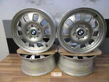 4x ALUFELGEN 16 Zoll Original + BMW E46 alle + 7Jx16 ET 47 + 1094502