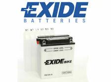 Baterías Exide para motos Honda