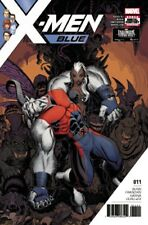 X-Men Blue #11 Comic Book 2017 - Marvel