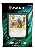 Primal Genesis - Ghired, Conclave Exile - Commander 2019 Deck - MTG