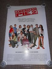 AMERICAN PIE 2(2001)JASON BIGGS ORIGINAL ONE SHEET POSTER