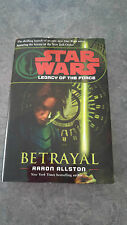 Star Wars: Legacy of the Force - Betrayal, by Aaron Allston (Hardback, 2006)