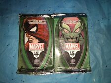 NEW WEB OF SPIDER MAN 14 PACKS MARVEL TRADING CARD GAME