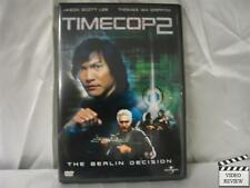 Timecop 2: The Berlin Decision (DVD, 2003)