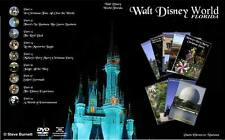 Walt Disney World Florida - Parts Eleven to Nineteen Collection on DVD (NEW)