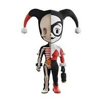 MIGHTY JAXX Harley Quinn Joker XXray 4 Inch Vinyl Figure
