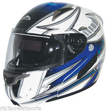 Zox Genessis RN2 SVS Alize Blue Helmet Adult Small