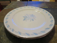 Abalone China SKY FLOWER Dinner Plate lot of 4