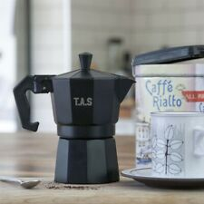 Personalised Coffee Maker, Italian Stove Top Espresso Maker, Engraved