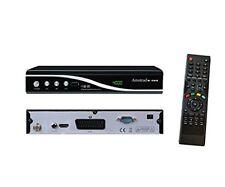 Amstrad MD 19700 Numérique HDTV Sat Récepteur FTA Md19700