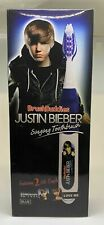 Brush Buddies Justin Bieber Singing Toothbrush, Color Blue, with 2 hit songs @@