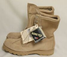 Belleville Gore-Tex ICW Combat Boots with Liner, Color Tan, Size 15.5XW, NEW!!