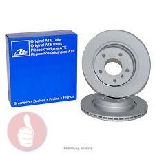 Original ATE Bremsscheiben 330mm belüftet Hinterachse für Audi