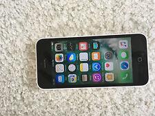 Apple iPhone 5c - 16GB - White (Unlocked) Smartphone