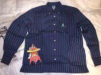 DS NWT IceCream BAPE BBC Billionaire Boys Club Conehead Skate L/S Shirt L Rare!