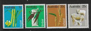 AUSTRALIA SG440/3 1969 PRIMARY INDUSTRIES SET MNH