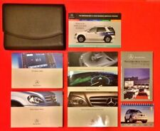 2000 mercedes benz m class ml430 owners manual
