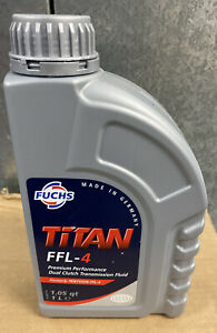 Fuchs Titan FFL-4 Dual Clutch Transmission Fluid - 1 Litre