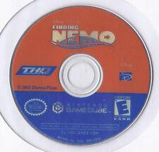Nintendo GameCube Game Disney Finding Nemo Rare and HTF