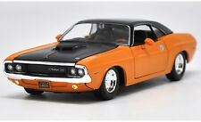 Maisto 1:24 1970 DODGE CHALLENGER R/T Diecast Model Racing Car Vehicle IN BOX