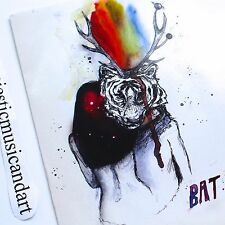 "BAT FOR LASHES DEBUT SINGLE 7"" VINYL 2006 ORIGINAL NM NATASHA KHAN SEXWITCH RARE"