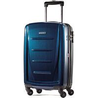 "Samsonite Winfield 2 Fashion HS Spinner 20"" - Deep Blue"