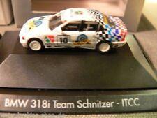 1/87 Herpa BMW 318i Team Schnitzer Steve Soper #10 ITCC 182836