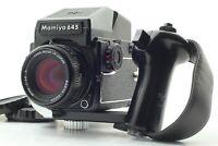 * Near Mint Read * Mamiya M645 1000S + Sekor C 80mm F/2.8 N from Japan #201