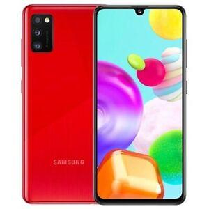 """Samsung Galaxy A41 A415 Dual SIM 64GB 4GB 6.1"""" 48MP Octa-Core Phone By FedEx"""