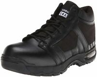 "Original S.W.A.T. 126101 Men's Metro Air 5"" Side-Zip Safety Tactical Boot, Black"