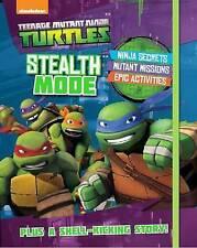 Very Good, Teenage Mutant Ninja Turtle Secret Diary, Nickelodeon, Book