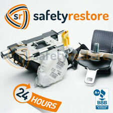 Toyota Seat Belt Repair After Accident - Locked & Blown Seatbelt Fix
