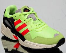 Adidas Originals Yung 96 Hombre Hi-Res Amarillo Volt Rojo Blanco Roto Zapatos