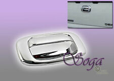 FOR 99-06 CHEVY SILVERADO GMC SIERRA 1500 CHROME TRUNK TAILGATE HANDLE COVER NEW