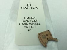 OMEGA CAL 1030 TRAIN WHEEL BRIDGE SOLD AS  IS/ SECOND HAND #1